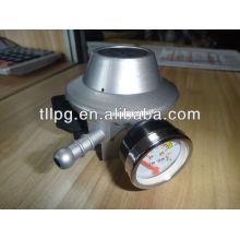 Reducción de la presión con el regulador de cilindros de gas del medidor gpl para Nigeria
