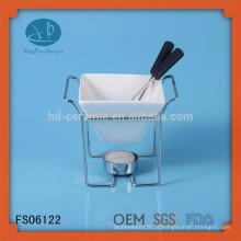 Estilo moderno cozinha moderna cozinha cookware fondue set