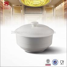 hôtel & restaurant vaisselle soupière soupière avec couvercle