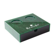 Emerald Acrylic Consumable Box Hotel Supplies