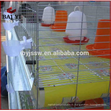 mangeoires de poulet durables et buveurs besy qualité vente chaude