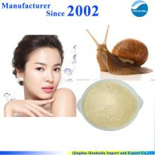 Natürliches reines Schneckenextraktpulver des heißen Verkaufs für Hautpflege