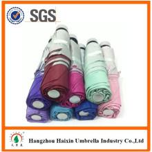 3 Folding vários guarda-chuva conservado em estoque para venda