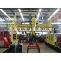 high quality H beam welding machine/automatic gantry Beam welding machinery