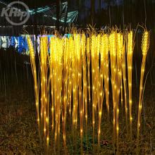 Luzes solares LED de trigo