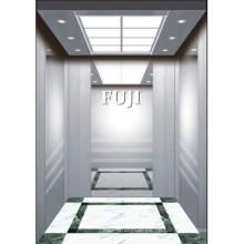 Passagier Aufzug / Lift mit Spiegel Edelstahl Oberfläche