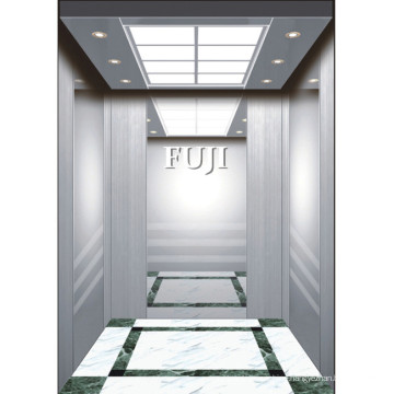 Passenger Elevator/Lift with Mirror Stainless Steel Surface