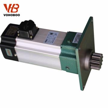 Nueva condición 230v ac motor eléctrico para grúa