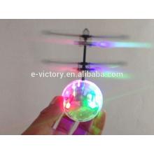 bola de voar de lembrança de 2015 para brinquedo de criança venda com luzes led