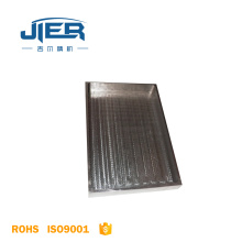 micro hole perforated metal plate round hole