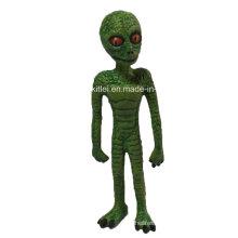 Inflatable Vinyl Wholesale Small PVC Plastic Alien Kids Model Toy