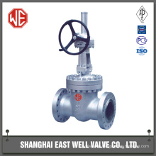 Slide gate valve for water