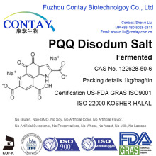 Contener calidad estable PQQ sal disódica CAS 122628-50-6