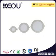 6W 9W 15W 18W silberne hölzerne LED-Deckenplatte
