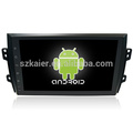 Kaier Factory Android 8 Car Video GPS for Suzuki SX4 2009 2012 2013 GPS Navigator with Wifi Mirrorlink TV Tuner BT Touch Screen