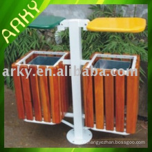 Good quality Wooden Outdoor Rubbish Bins