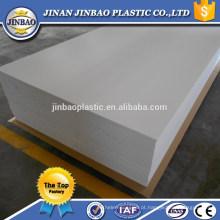 China top fabricação fornecimento branco de alta densidade eps placa de espuma