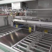 Transportador de rodillos de acero inoxidable por gravedad de alta resistencia
