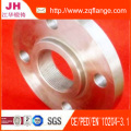 """10"""" Threaded Flange and P235gh"""