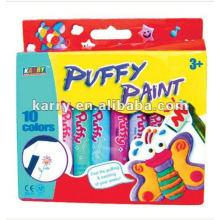 Fornecedor Auditado da TARGET, Puffy Paint para crianças