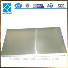 5054 Plaque en aluminium anodisé