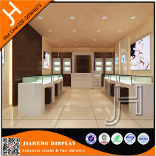 Retail Jewelry Wood Floor Display Stand