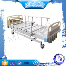 rolled steel plate multi-function hospital manual bed