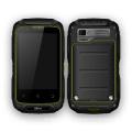 3,5-дюймовый Mtk6572 Dual Core 3G Dual SIM Прочный сотовый телефон