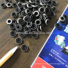 Personalização não-padrão tamanho pequeno ferro ironclad viton oil seal vedantes de óleo de borracha