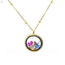 Fashion18kgp customized rolo necklace chain