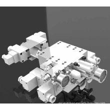 Mining Multi Way Hydraulic Directional Control Valve For Concrete Pump Trucks
