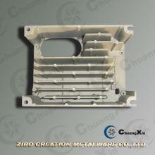 Alta calidad 0.66kg convertidor de frecuencia de aluminio cubierta del radiador del coche