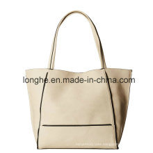 New Simplicity PU Leather Ladies Tote Bag (ZXS0103)