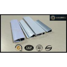 Aluminum Curtain Bottom Rail Tube Profile