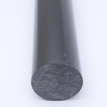 Индивидуальный круглый пластиковый стержень из жесткого жесткого ПВХ