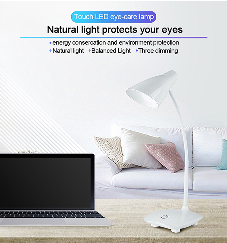 Dimmable 360 Bent Light