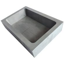 Customized graphite mold, high purity melting crucible casting crucible graphite ingot
