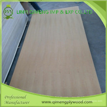 Mixed Grade 2.3mm Ep Teak Fancy Plywood for Decorative Usage
