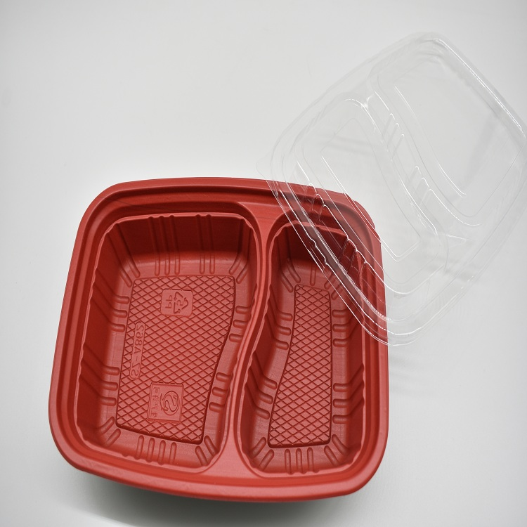 Disposable Plastic Lunch Tray