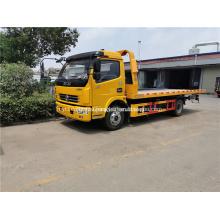 Восстановительный кран 4т Wrecker Winch Truck