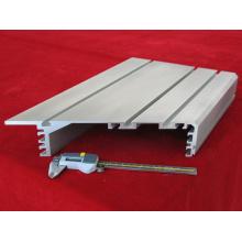 Partie d'extrusion de profil en aluminium personnalisée de précision