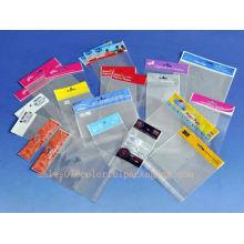 Smartphone / Kopfhörer Tasche / Cellophan Verpackung / benutzerdefinierte Poly Taschen