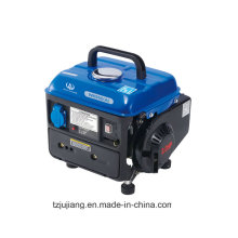 500W-800W 950 tipo silencioso pequeño generador de gasolina portátil (JJ1200B)