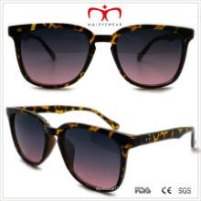 Gafas de sol unisex de plástico con Ce FDA (WSP508372)