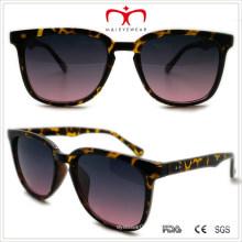 Óculos de sol unissex plásticos com Ce FDA (WSP508372)