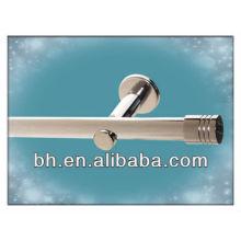 Хром пластины finials, ПВХ трубы хром, нержавеющая сталь полюс, моторизованная дорожка занавеса