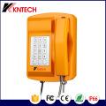 Heavy Duty Telephone Weather Proof IP66 Knsp-18 Metal Keypad Kntech