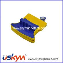 Limpador de Vidro Magnético Duplo-Facial, Limpador de Janelas Magnético