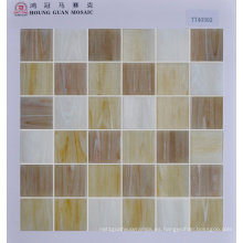 Mosaico de vidrio 48by48mm Wall Tile