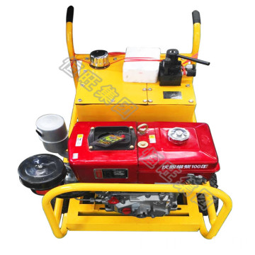 Similar a Darda Hydraulic Stone rock splitter